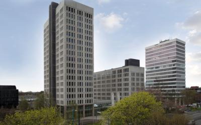 Landmark Birmingham office block gets £2m Refurb