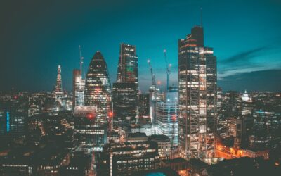 Remote Working Contributes to 50% Drop in London Office Construction