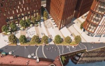 Birmingham Plans for World's First 53 Storey Net-Zero Tower