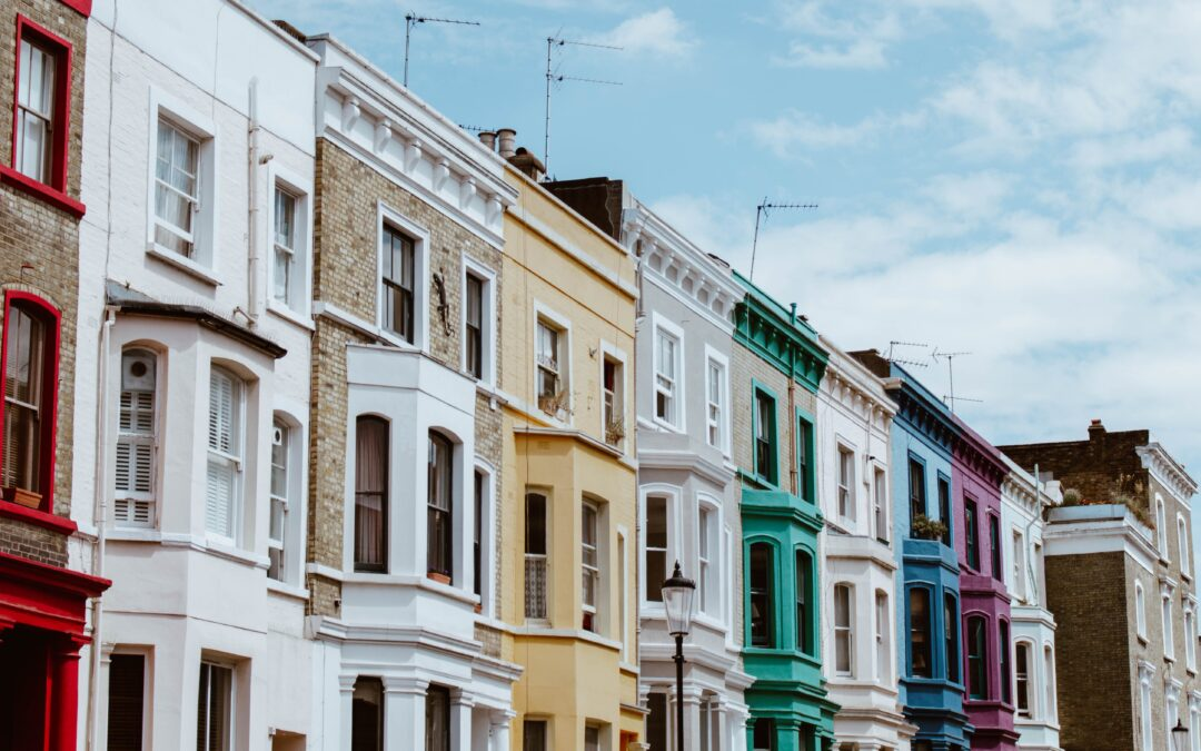 Sold Property Market Value Jumps to £461bn in 2021